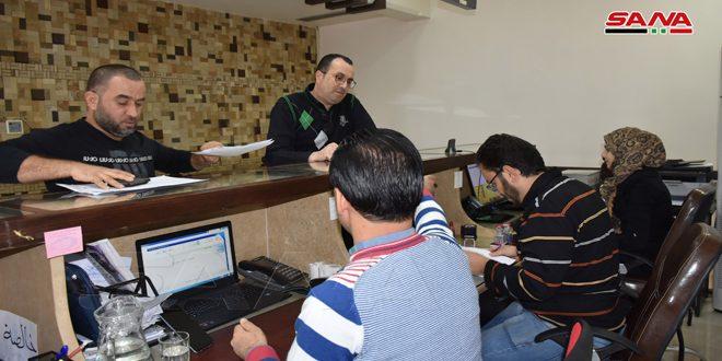 بعد عامين على افتتاحه.. المكتب القنصلي في حماة يقدم حزمة من الخدمات موفرا الوقت والجهد والنفقات على المواطنين