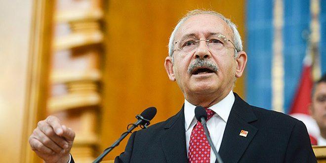 كيليتشدار أوغلو: سياسات أردوغان الاستبدادية خطر على جميع الأتراك