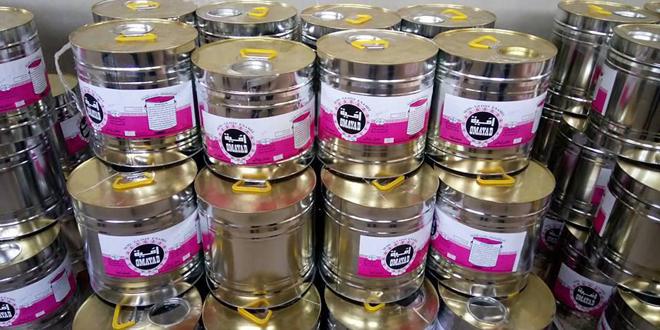 شركة دهانات أمية تضاعف إنتاجها وتربح 300 مليون ليرة في عشرة أشهر