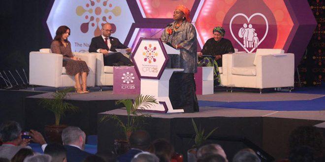 سورية تشارك بأعمال مؤتمر نيروبي الدولي للسكان والتنمية