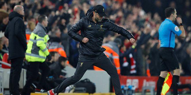 الألماني كلوب يمدد عقده مع ليفربول حتى العام 2024
