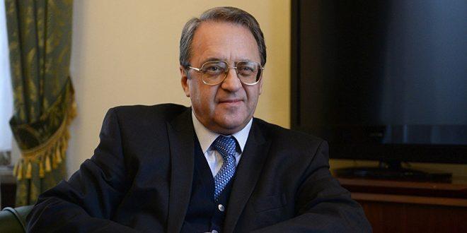 موسكو: اجتماع أستانا المقبل سيبحث ما يحدث على أرض الواقع