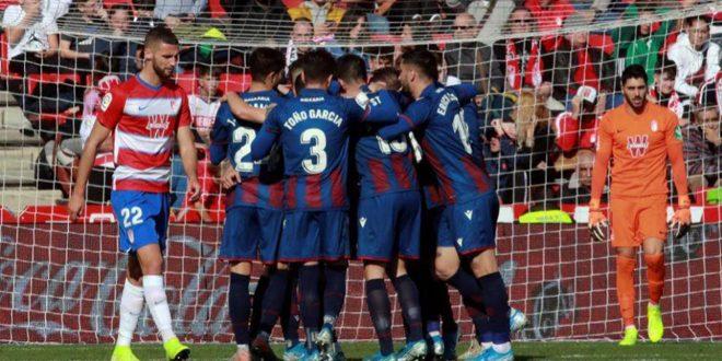 ليفانتي يهزم غرناطة في الدوري الإسباني