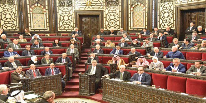 مجلس الشعب يناقش عمل وأداء وزارة الاقتصاد والتجارة الخارجية