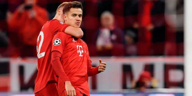 بايرن يهزم بريمن بسداسية في الدوري الألماني