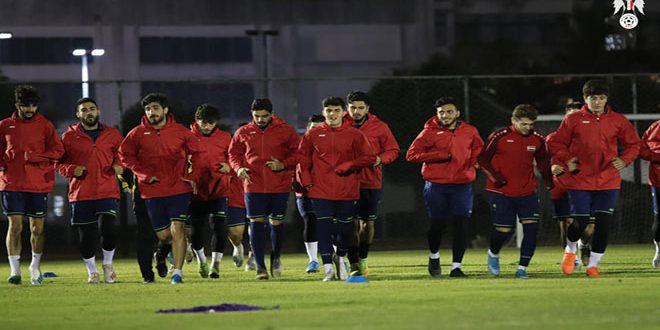 منتخب سورية الأولمبي لكرة القدم يفوز على نظيره الصيني بدورة الصين الدولية الودية