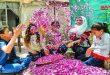 إدراج الوردة الشامية على لائحة التراث الإنساني في منظمة اليونسكو