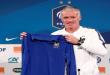المدرب ديدييه ديشان يمدد عقده مع فرنسا حتى 2022