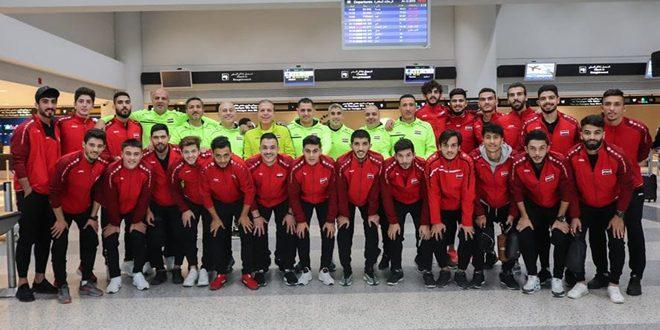 منتخب سورية الأولمبي لكرة القدم يفوز على نظيره المالي في دورة الصين الدولية