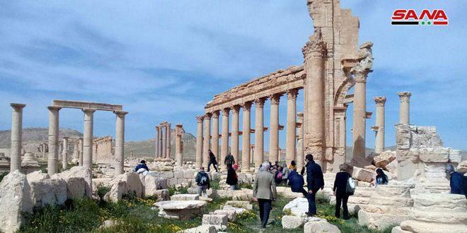 موقع تشيكي: سورية شكلت على الدوام جسراً بين الحضارات والثقافات العالمية