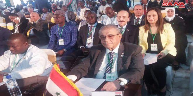 سورية تشارك في مؤتمر اتحاد مجالس الدول الأعضاء بمنظمة التعاون الإسلامي