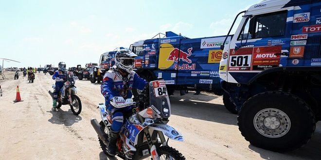 تتويج الروسي كارغينوف بطلاً لرالي داكار 2020 للشاحنات