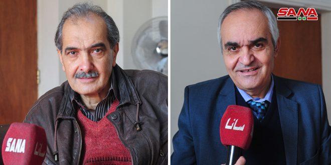 أكاديميان: (قانون سيزر) شكل جديد للحرب على الشعب السوري المتمسك بثوابته الوطنية
