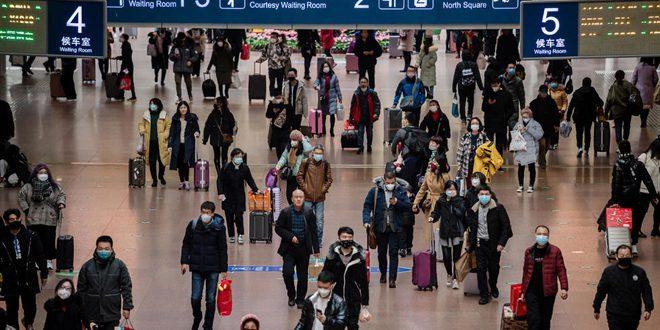 سفارتنا في بكين: لا إصابات بين السوريين في الصين بفيروس كورونا