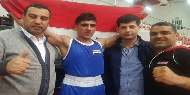 ملاكمتنا تنافس بقوة في البطولة العربية للناشئين بالكويت وأربعة لاعبين يبلغون النهائي