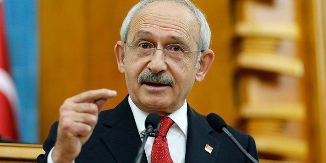 كيليتشدار أوغلو: أردوغان يرتكب أخطاء فادحة في سورية وليبيا