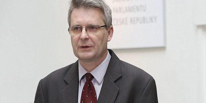 برلماني تشيكي يدعو لرفع الإجراءات الاقتصادية القسرية المفروضة على سورية