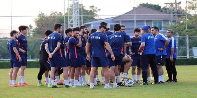 مواجهة حاسمة لمنتخب سورية الأولمبي أمام نظيره الأسترالي في النهائيات الآسيوية