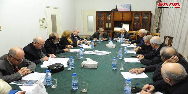 لجنة دعم الشعب الفلسطيني: تحرير الجولان السوري المحتل آت لا محالة