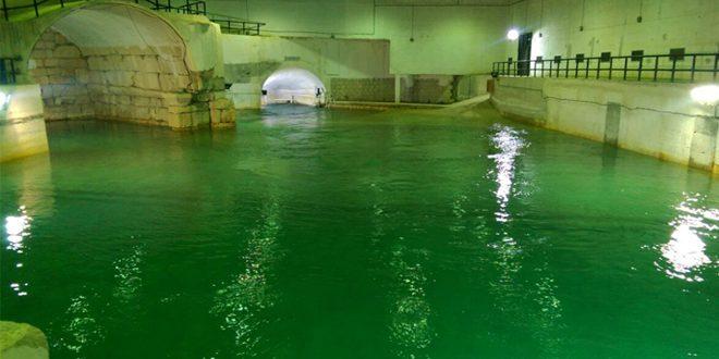 أربعة مشاريع مياه جديدة لدمشق وريفها تخفف ساعات التقنين الصيف القادم