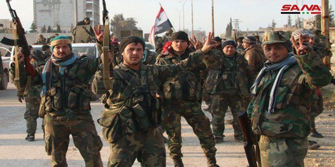 حزب البعث في اليمن: انتصارات الجيش السوري على الإرهاب نابعة من عقيدته بالدفاع عن الأرض والعرض