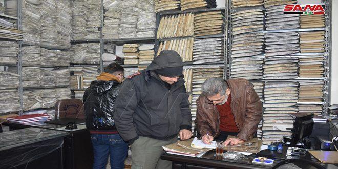 عدلية إدلب تبدأ تقديم خدماتها للمواطنين في مقرها المؤقت بمحافظة حماة