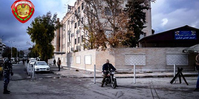 ضبط شركة وصالة لبيع الأدوات المنزلية والأجهزة الكهربائية في دمشق يتعامل أصحابهما بغير الليرة السورية