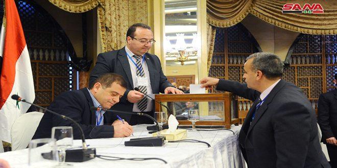 تعرف على المجلس الجديد لنقابة أطباء سورية