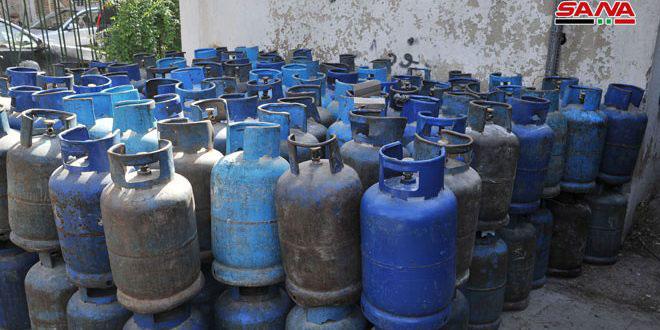 مدير محروقات لـ سانا: وصول توريدات جديدة من الغاز المنزلي يضاعف الإنتاج بنسبة تزيد على 70 بالمئة