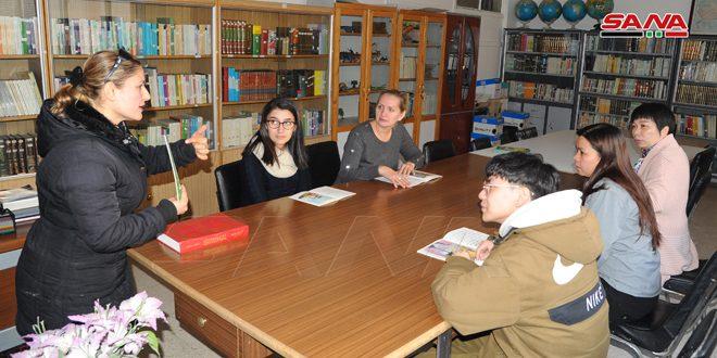 14 ألف دارس في معهد تعلم اللغة العربية لغير الناطقين بها عبر 19 عاما