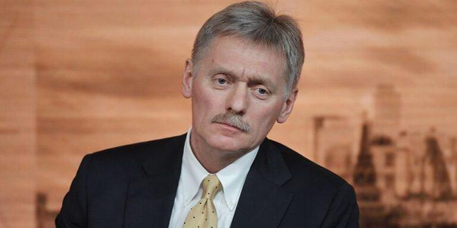 بيسكوف يؤكد أن روسيا ستواصل دعمها لسورية في حربها ضد الإرهاب حتى القضاء عليه