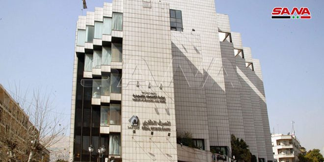 مكتب جديد للمصرف العقاري في السلمية وتركيب 25 صرافاً آلياً في دمشق