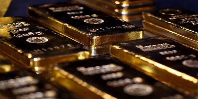 تراجع أسعار الذهب مع صعود الدولار وارتفاع الأسهم