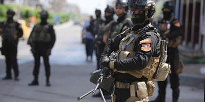 الأمن العراقي يعتقل إرهابيين قبل هربهما باتجاه الحدود السورية