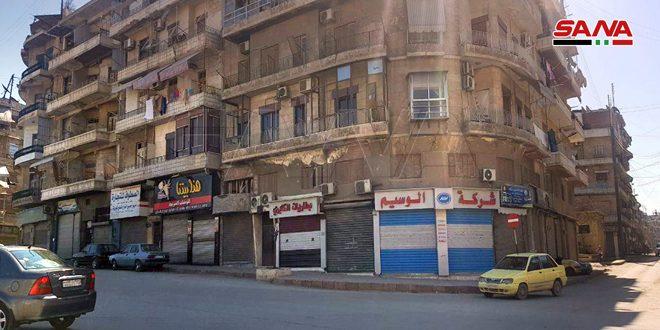 حلب.. إلزام سائقي السيارات وعمال المرافق الخدمية بارتداء الكمامات والقفازات اعتباراً من يوم غد