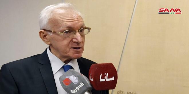 باحث روسي: سياسة واشنطن العدوانية حيال سورية تتعارض مع القوانين الدولية
