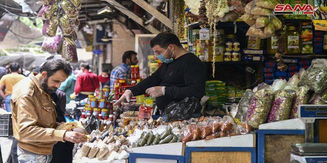 أسواق دمشق (صور)