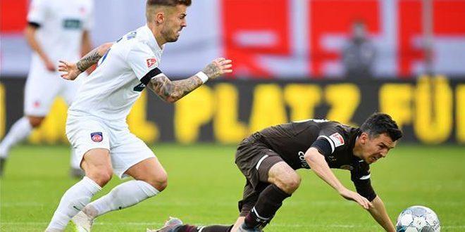 لايبزيغ يتعادل مع هيرتا في الدوري الألماني