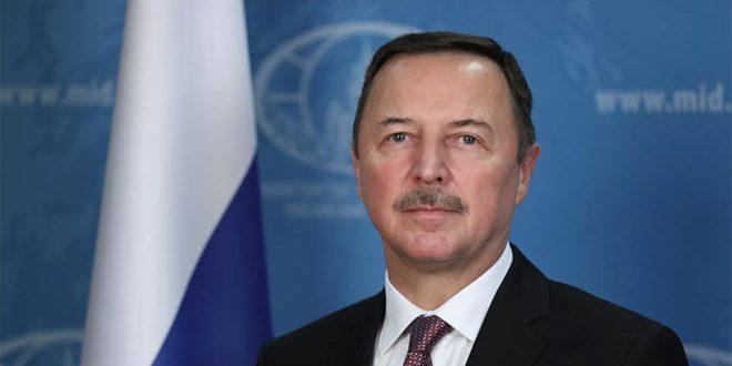 بوتين يعين يفيموف مبعوثاً خاصاً لتعزيز العلاقات مع سورية