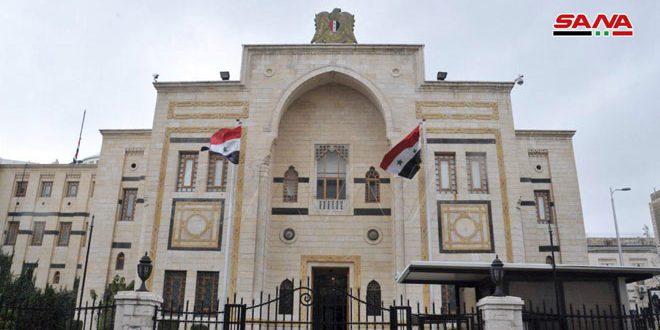 مجلس الشعب بذكرى العدوان الفرنسي الغاشم على البرلمان: سورية أكثر إصراراً على التمسك بالاستقلال الكامل والسيادة التامة