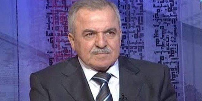سكرية: سورية هي السند الحقيقي والضامن للمقاومة في لبنان وفلسطين