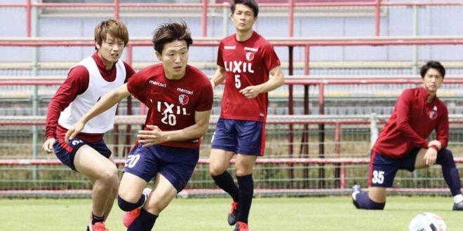 استئناف مباريات الدوري الياباني في 4 تموز دون جمهور