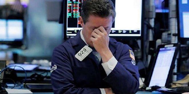 هبوط الأسهم الأمريكية في ظل الاحتجاجات الواسعة ضد العنصرية