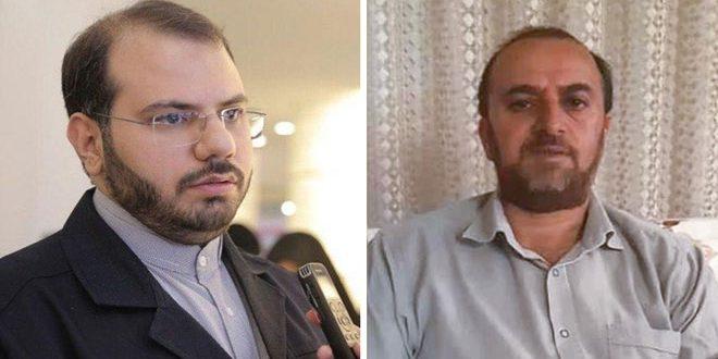 أكاديميان إيرانيان: ما يسمى قانون (قيصر) إرهاب اقتصادي يطال الشعب السوري