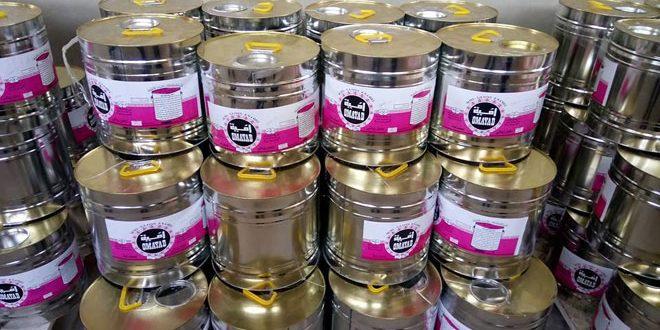 دهانات أمية تطرح منتجاتها بأقل من أسعار السوق المحلية بـ 40%