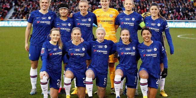 منح لقب الدوري الإنكليزي الممتاز للسيدات لنادي تشيلسي