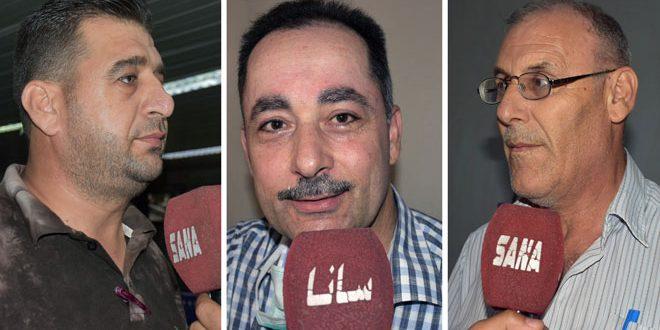 سوريون: المشاركة في انتخابات مجلس الشعب لإيصال المرشحين المناسبين السبيل الأنجع لتحقيق مطالبنا
