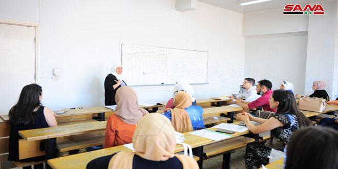 أكاديميون من جامعة دمشق: المشاركة الفاعلة في انتخابات مجلس الشعب مسؤولية قبل أن تكون واجباً