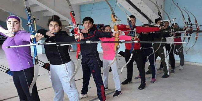 الأخرس: مشاركتنا في بطولة الأندية العربية للقوس والسهم تجربة ناجحة ومفيدة