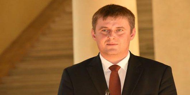 وزير الخارجية التشيكي: آلية التعاون الحديثة مع سورية تفتح الآفاق أمام مشاريع إنسانية وتنموية